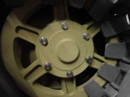 Screw locker for wheels Panther 1:6